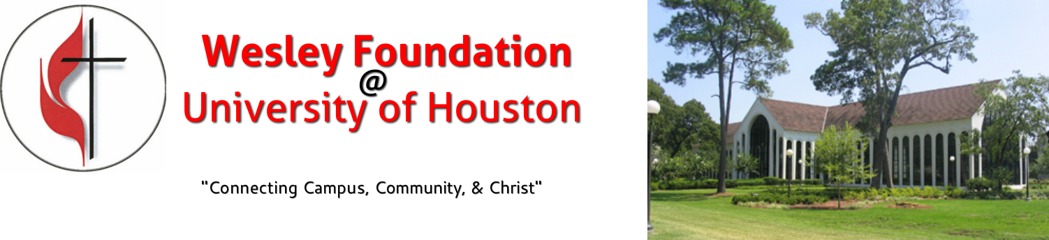 "University of Houston <br />Wesley Foundation ""The Bridge"" Campus Ministry"